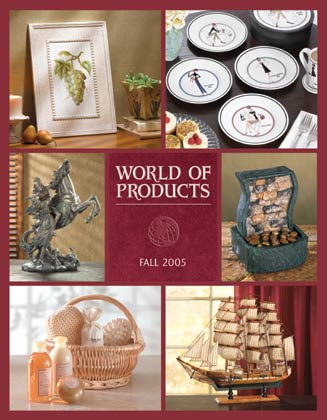 WORLD OF PRODUCTS